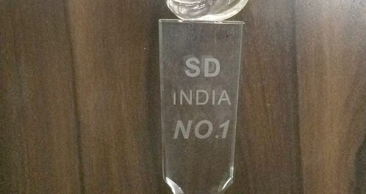 Award by Dilong
